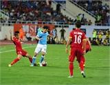 Văn Quyết ghi bàn danh dự, Việt Nam thua đậm trước Man City