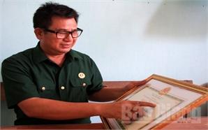 Đại tá Nguyễn Danh Bình:  Về hưu nhưng không nghỉ