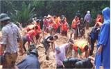 Mưa lũ ở Quảng Ninh: Sạt lở kinh hoàng, 14 người chết và mất tích