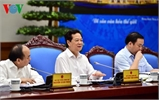 Thủ tướng đôn đốc các Bộ trưởng đẩy mạnh công tác xây dựng luật