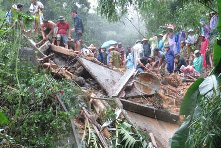 Quảng Ninh:  17 người tử vong, thiệt hại gần 1 nghìn tỉ đồng vì trận mưa lịch sử