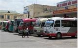 Thay đổi điểm cuối tuyến xe buýt Bắc Giang - Đồng Tân