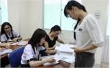 Công bố số thí sinh ở từng mức điểm thi