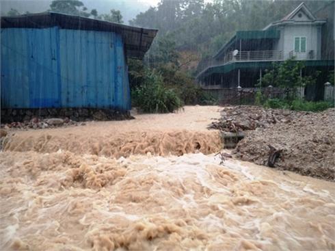 Bắc Giang: Theo dõi sát tình hình mưa lũ để chủ động ứng phó
