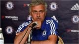 HLV Mourinho lại tuyên chiến với thế giới bóng đá