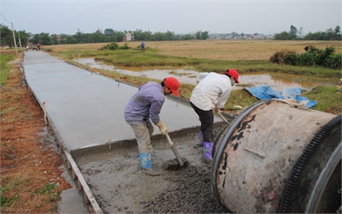 Xây dựng nông thôn mới: Kinh nghiệm ở huyện điểm Yên Dũng