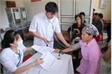 Lục Nam: Khám bệnh, cấp thuốc miễn phí cho đối tượng chính sách