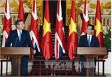 Thủ tướng Anh kết thúc chuyến thăm Việt Nam