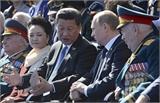 20 nước tham dự lễ duyệt binh của Trung Quốc