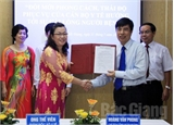 Các bệnh viện trong tỉnh Bắc Giang: Ký cam kết đổi mới phong cách, thái độ phục vụ