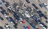 Máy bay của gia đình trùm khủng bố bin Laden rơi, 4 người tử nạn