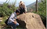 Yên Bái phát lộ bãi đá cổ tại huyện Mù Cang Chải
