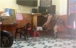 TP Bắc Giang: Mưa lớn kéo dài, người dân gặp khó