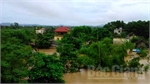 Nước sông lên nhanh, quyết tâm hạn chế thiệt hại
