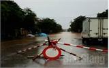 Bắc Giang: Một số tuyến đường bị đình trệ, hơn 5.500 ha lúa, màu, thủy sản ngập úng