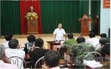 Phó Chủ tịch UBND tỉnh Lại Thanh Sơn: Thực hiện đúng chính sách, quyền lợi người có công