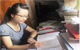 Niềm vui của cô học trò nghèo đỗ Học viện Khoa học Quân sự