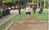 Hơn 300 vận động viên tham gia Hội thao thể dục, thể thao quốc phòng