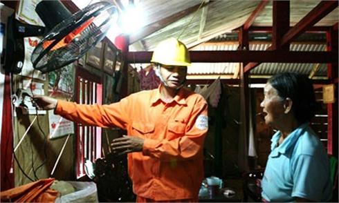 Bắc Giang: Hơn 8,7 tỷ đồng hỗ trợ tiền điện cho hộ nghèo, chính sách