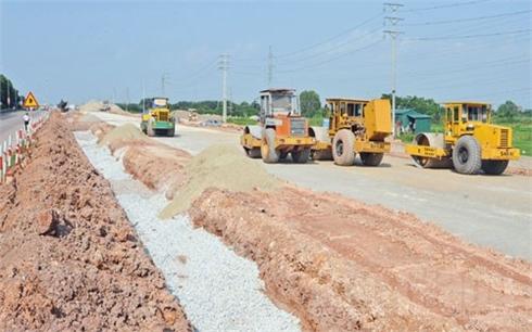 Các công trình giao thông trọng điểm: Tăng tốc về đích