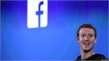 Facebook đạt mốc một tỷ người sử dụng truy cập trong một ngày