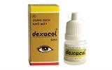 Đình chỉ lưu hành, thu hồi thuốc nhỏ mắt Dexacol 5ml