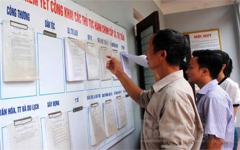 """Mô hình """"Một cửa"""", """"Một cửa điện tử liên thông"""" tại Bắc Giang: Việc thông, công giảm"""