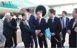 Chủ tịch Quốc hội Nguyễn Sinh Hùng tới New York