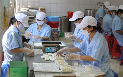 Thị trường bánh trung thu 2015 tại Bắc Giang: Chú trọng chất lượng, hương vị