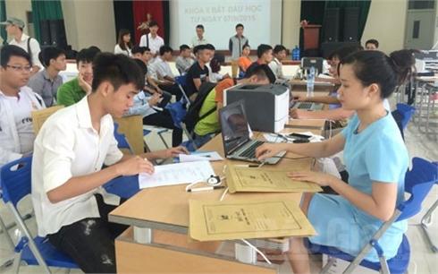 Xét tuyển đại học, cao đẳng đợt 2 : Các trường tại Bắc Giang tuyển bổ sung nhiều chỉ tiêu