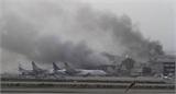 Tấn công khủng bố sân bay ở Pakistan