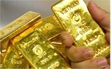 """Giá vàng """"đội"""" 1,3 triệu đồng/lượng trong tháng 8"""