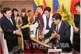 Tổng thống Venezuela kết thúc tốt đẹp chuyến thăm chính thức Việt Nam