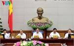 """Thủ tướng Nguyễn Tấn Dũng: """"Phản ứng chính sách phải nhanh, nhạy, kịp thời, chính xác"""""""