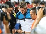 Hòa Hải Phòng, Becamex Bình Dương vô địch sớm 2 vòng đấu