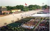 Hào hùng lễ diễu binh, diễu hành kỷ niệm 70 năm Quốc khánh
