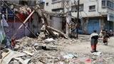 IS đánh bom nhà thờ làm 130 người thương vong