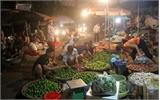 Nhịp sống chợ đêm ở TP Bắc Giang
