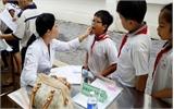 Bảo hiểm y tế thu mỗi học sinh hơn 400.000 đồng/năm