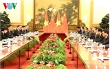 Việt Nam - Trung Quốc nhất trí nỗ lực giải quyết thỏa đáng bất đồng