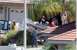 Mỹ: Máy bay lao xuống đường, hai người thiệt mạng