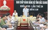 Hội nghị lần thứ 24 Ban Chấp hành Đảng bộ tỉnh Bắc Giang khóa XVII