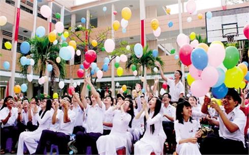 Sáng nay (5/9),  40 vạn học sinh tỉnh Bắc Giang tưng bừng vào năm học mới