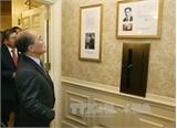 Chủ tịch Quốc hội thăm nơi Bác Hồ sống và làm việc ở Boston