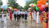 Bắc Giang: Tưng bừng  khai giảng năm học mới