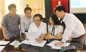 Giao lưu trực tuyến với lãnh đạo UBND TP Bắc Giang về xây dựng nếp sống văn minh đô thị
