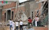 Sập công trình trung tâm hội nghị Cần Thơ: Nhiều công nhân bị vùi lấp