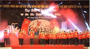 Sôi động Dạ hội thanh niên chào mừng thành công Đại hội