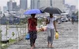 Hơn 120 ngư nhân Philippines mất tích do bão Mujigae