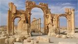 IS đánh sập Khải Hoàn Môn 2.000 năm tuổi ở Syria